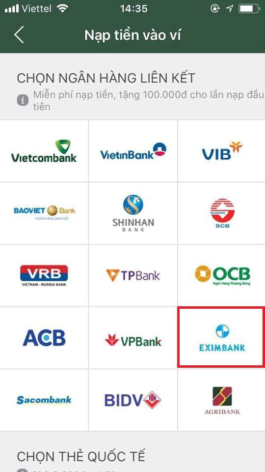 liên-kết-ví-điện-tử-momo-với-ngân-hàng-eximbank