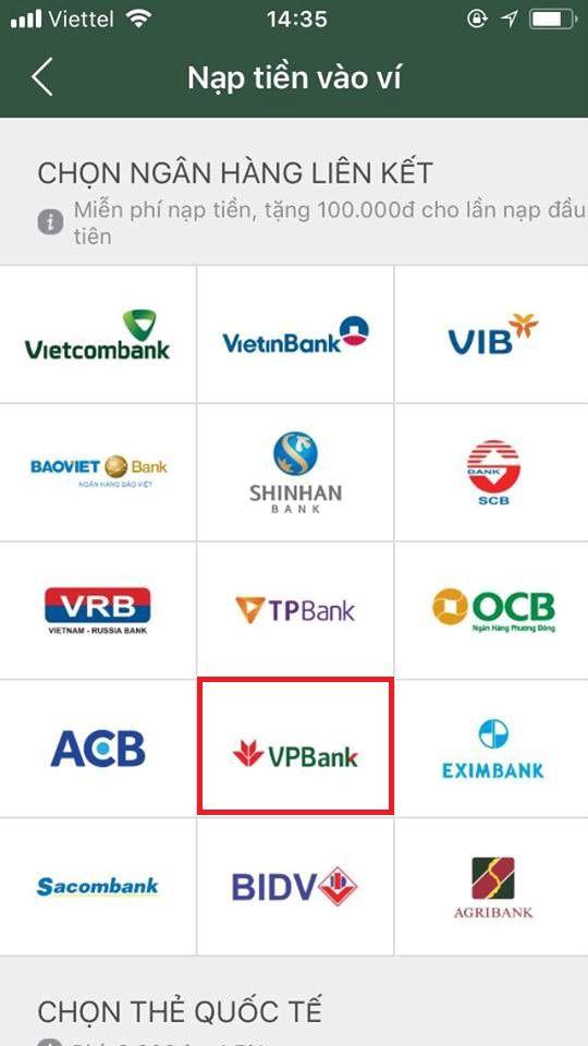 liên-kết-ví-điện-tử-momo-với-ngân-hàng-vpbank