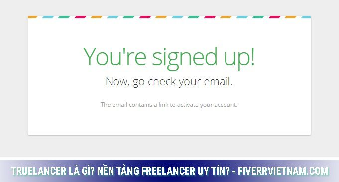 truelancer là gì - đang ký tài khoản 2