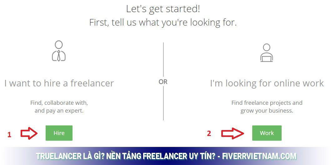 truelancer là gì - đang ký tài khoản 4