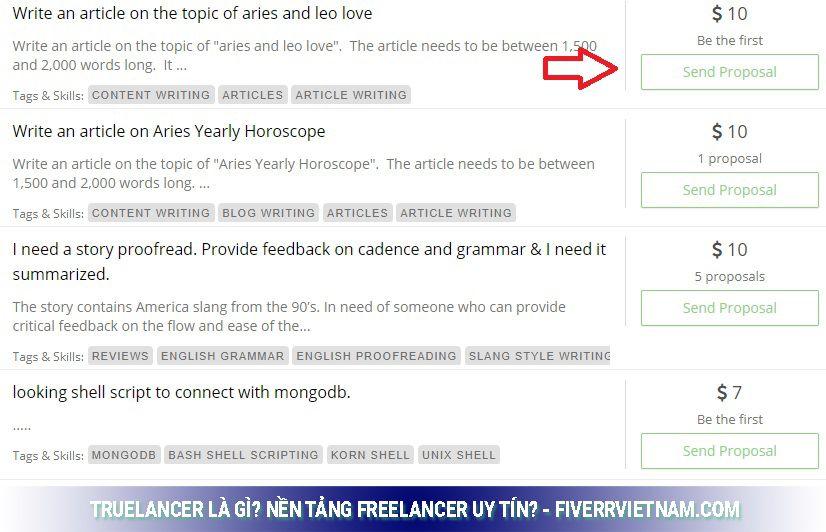 truelancer là gì - tìm việc và khách hàng 2